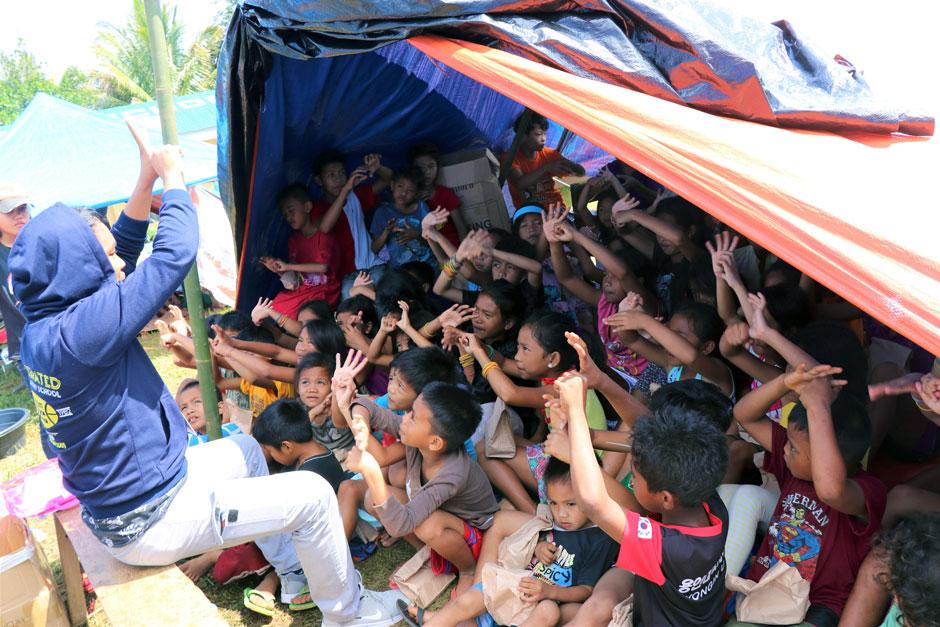 Psychosocial  Services at Barangay Magkaalam, Magpet, Province of Cotabato.